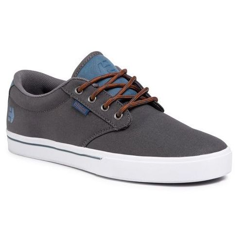 Tenisówki ETNIES - Jameson 2 Eco 4101000323 Grey/Blue/Gum, kolor szary