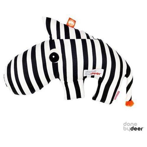 DONE BY DEER Przytulanka Zebra, towar z kategorii: Zwierzątka