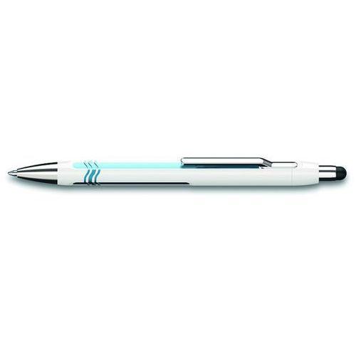 Schneider Długopis automatyczny epsilon touch, xb, niebieski/biały