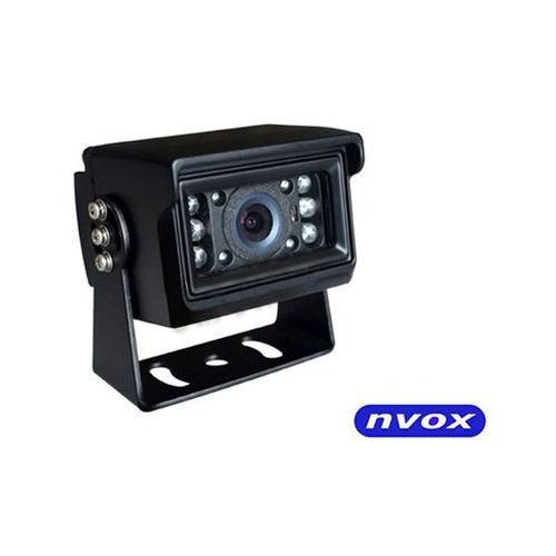 NVOX GDB2096 Samochodowa kamera cofania 4PIN CCD SHARP w metalowej obudowie 12V 24V (5901867722133)