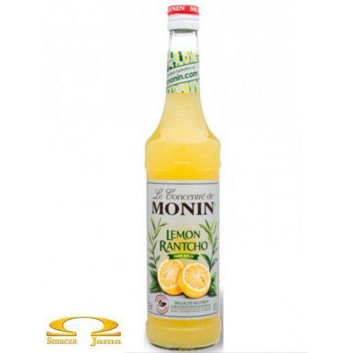 Koncentrat Rantcho Lemon MONIN 1l PET