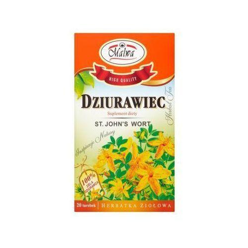 Herbata ziołowa dziurawiec suplement diety ex'' 20 marki Malwa