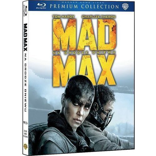 Galapagos Mad max: na drodze gniewu (premium collection) (blu-ray) - george miller (7321996338124)