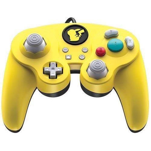 Pdp Kontroler fight pad pro super smash bros - pikachu do nintendo switch (0708056064358)