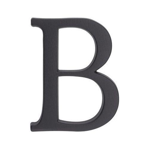 Stahl Litera b wys. 10.5 cm aluminiowa grafitowa