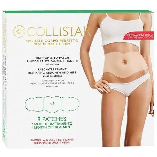 Collistar special perfect body modelujący plaster na brzuch i biodra 8 szt. (8015150252683)