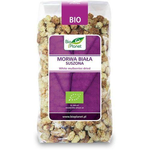 : morwa biała suszona bio - 250 g marki Bio planet
