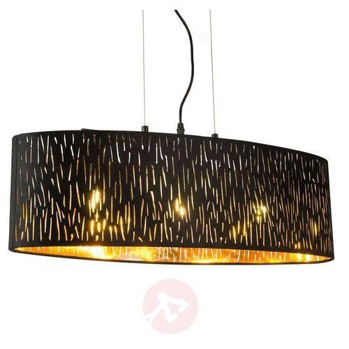 Owalna lampa wisząca Tuxon, 15264H2