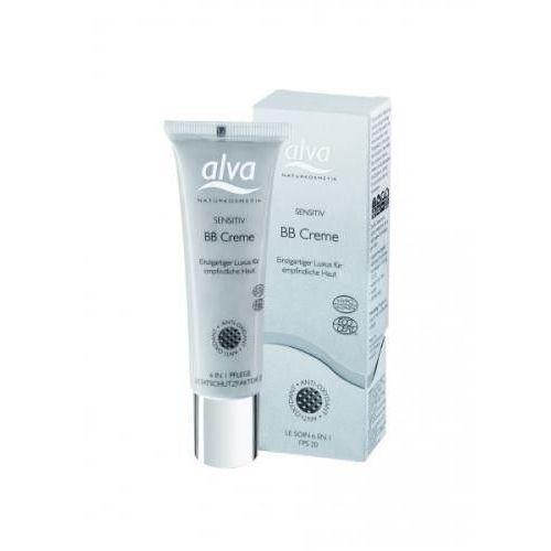 Alva Sensitive beauty balm – krem wyrównujący koloryt skóry medium brown 30ml