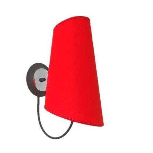 Kinkiet Victoria czerwona - Czerwony
