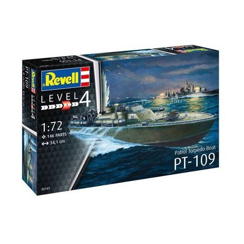 Patrol torpedo boat pt-109 marki Revell