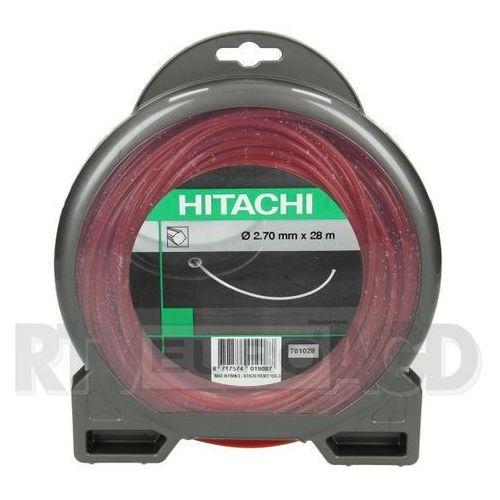781028 2,7mm 28m (kwadratowy) - produkt w magazynie - szybka wysyłka! marki Hitachi