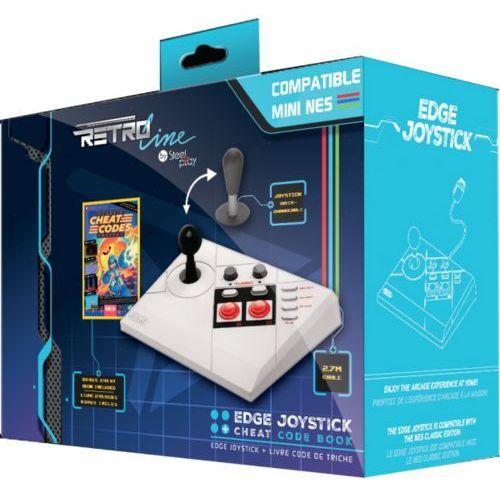 Steel Play Retro Line - Edge Joystick (Mini Nes) - Steel Play. DARMOWA DOSTAWA DO KIOSKU RUCHU OD 24,99ZŁ (3760210999101)
