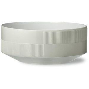 Miska porcelanowa Duet 22,5 cm, szara - Rosendahl, 21210
