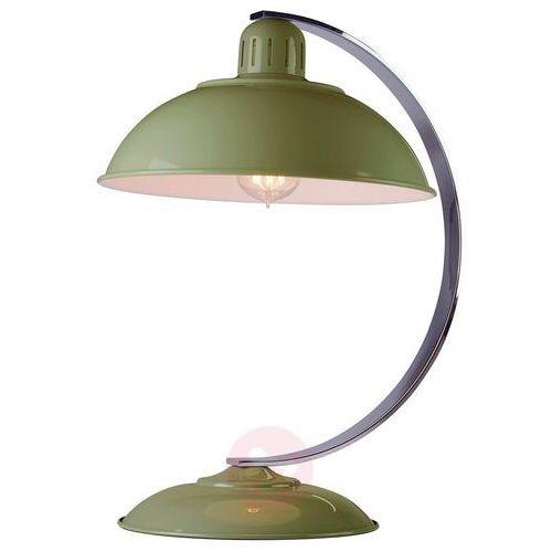 Elstead Lampa stołowa franklin franklin green - lighting - rabat w koszyku