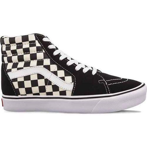 sk8 hi lite 5gx checkerboard black white - buty sneakersy marki Vans
