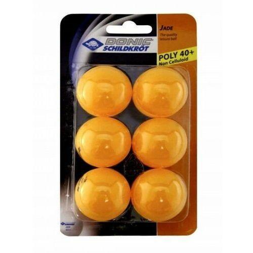 Piłeczki do tenisa stołowego Donic Jade Orange