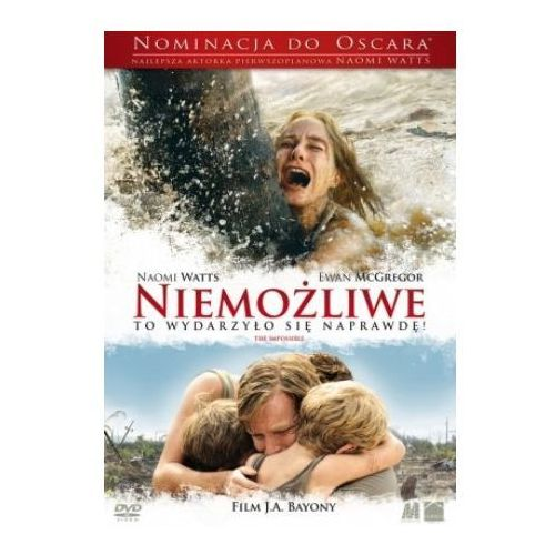 Monolith Film video niemożliwe lo imposible (5907561140167). Najniższe ceny, najlepsze promocje w sklepach, opinie.