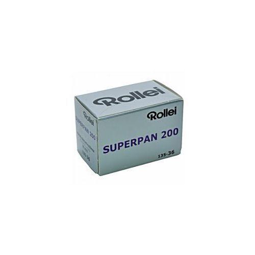 superpan 200/36 marki Rollei