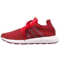 adidas Originals SWIFT RUN Tenisówki i Trampki red/collegiate burgundy/footwear white, kolor czerwony