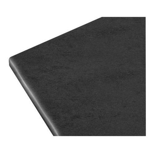Blat laminowany Biuro Styl 60 x 3,8 x 420 cm porfido grafito, 135S