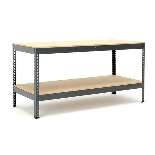 Aj produkty Stół warsztatowy combo, z półką dolną, 1840x775x915 mm