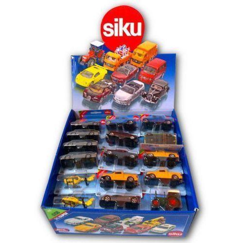 Zabawka  seria 08 w displayu marki Siku