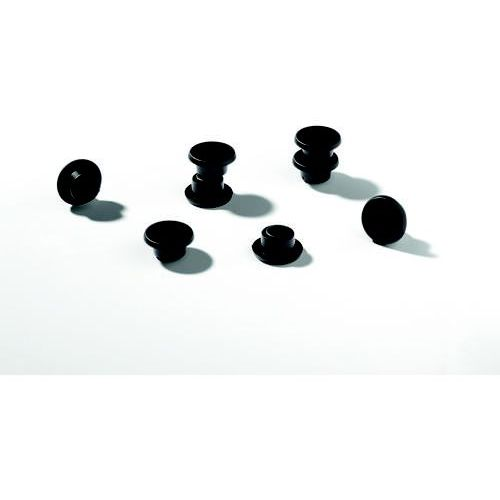 Durable Magnesy do tablic, ø 15 mm (4005546471068) - OKAZJE