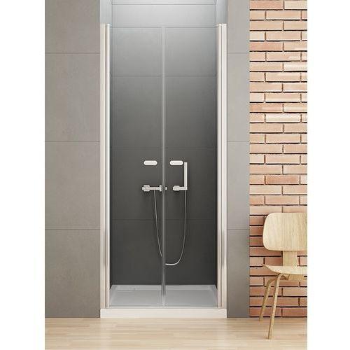 Drzwi prysznicowe otwierane, 170 cm d-0170a new soleo marki New trendy