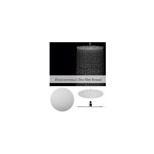 ULTRA SLIM ROUND Deszczownica okrągła 30cm, chrom, REA-P0073