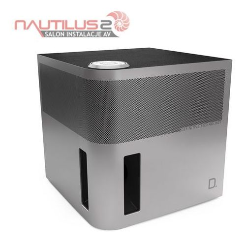 cube - dostawa 0zł! - raty 20x0% w credit agricole lub rabat! marki Definitive technology