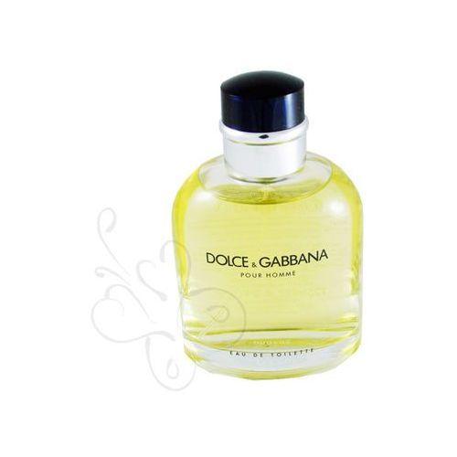 Dolce & Gabbana Pour Homme 125ml edt Tester
