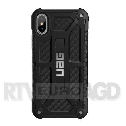 UAG Monarch Case iPhone Xr (czarny)