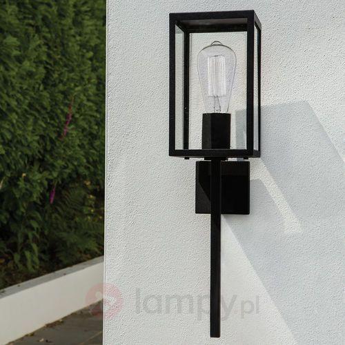 Astro Stylowa lampa zewnętrzna coach 130, czarny