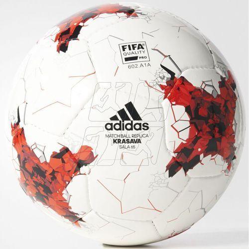 Adidas Piłka nożna halowa  krasava sala 65 az3199