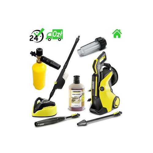karcher k5 premium full control home t 550 karcher por wnywarka w interia pl myjki ci nieniowe. Black Bedroom Furniture Sets. Home Design Ideas