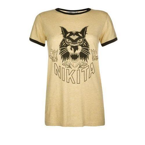 koszulka NIKITA - Dusk Tee Ringer Pale Marigold Heather (PMH)