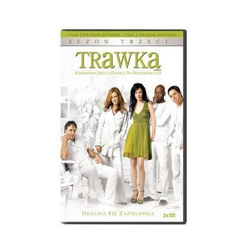 Trawka - sezon 3 (DVD) - Brian Dannelly, Paul Feig, Julie Anne Robinson