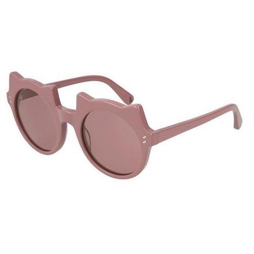 Okulary Słoneczne Stella McCartney SK0017S Kids 009, kolor żółty