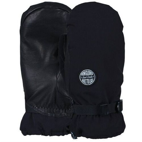 rękawice snowboardow POW - Tallac Mitt Black (Short) (BK) rozmiar: XL