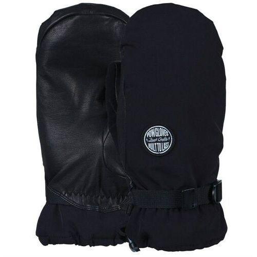 Rękawice snowboardow - tallac mitt black (short) (bk) rozmiar: l marki Pow