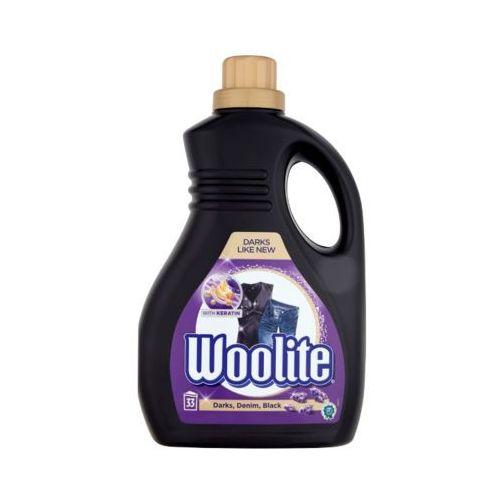 Reckitt benckiser Woolite 2l perła extra black ochrona ciemnych kolorów płyn do prania (33 prania)