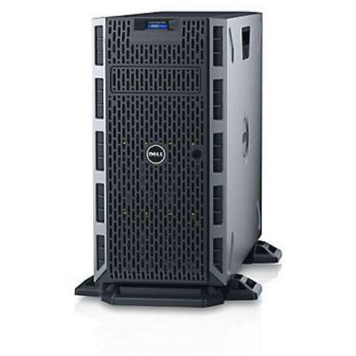 Serwer Dell T330 Intel Xeon 4-core 3.0GHz / RAM 8GB DDR4 / HDD 1x1TB SATA / H330 z RAID5 / 3Y NBD - sprawdź w wybranym sklepie