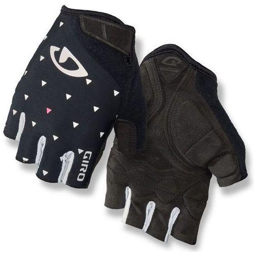 Giro jag'ette rękawiczka rowerowa kobiety biały/czarny s 2018 rękawiczki szosowe (0768686023439)