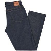 Spodnie - labor 5-pkt denim pant raw indigo (rwidg) rozmiar: 33x32 marki Brixton