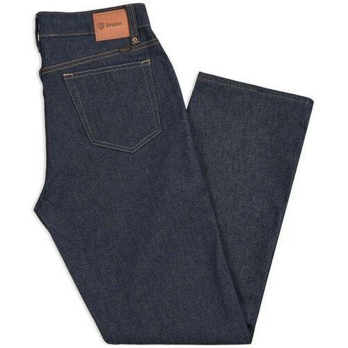 Brixton Spodnie - labor 5-pkt denim pant raw indigo (rwidg) rozmiar: 34x34