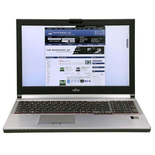 H7600W17BBPL Celsius marki Fujitsu - notebook