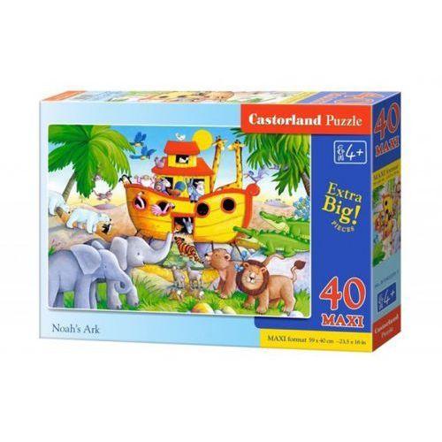 40 ELEMENTÓW MAXI Arka Noego - produkt z kategorii- Gry planszowe
