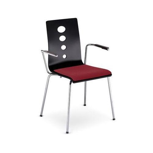 Nowy styl Krzesło lantana arm seat plus