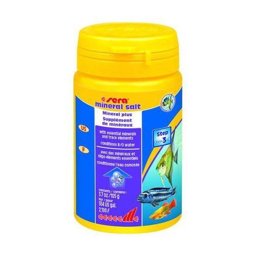 mineral salt - preparat do wzbogacenia wody ubogiej w minerały 105g marki Sera